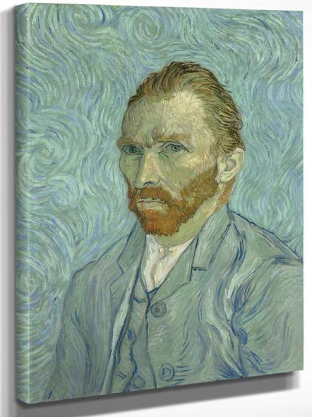Vincent Van Gogh Self Portrait by Vincent Van Gogh