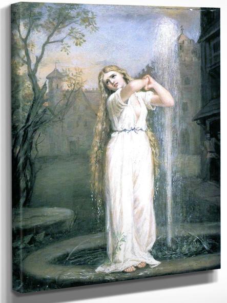 Water Nymph by John William Waterhouse