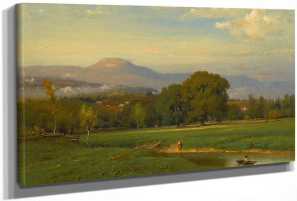 Landscape (Summer Landscape) by George Inness