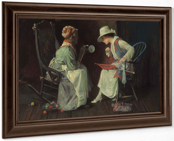 Reading The Tea Leaves 2 by Harry Roseland