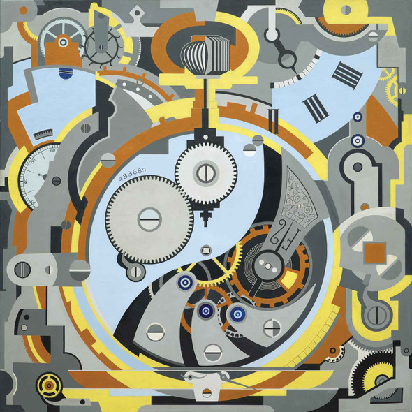 Watch By Gerald Murphy by Gerald Murphy