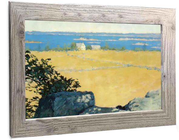 Chippewa Bay Frederic Remington