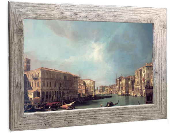 Grand Canal Looking North Canaletto