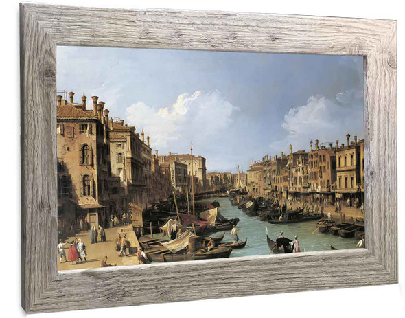 Grand Canal Looking Southwest Canaletto