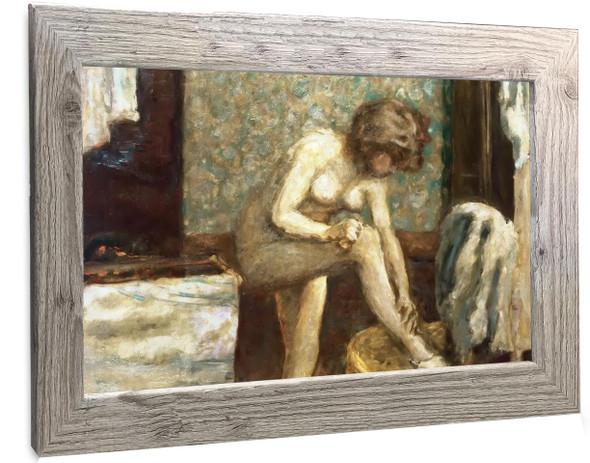 In The Bathroom Pierre Bonnard