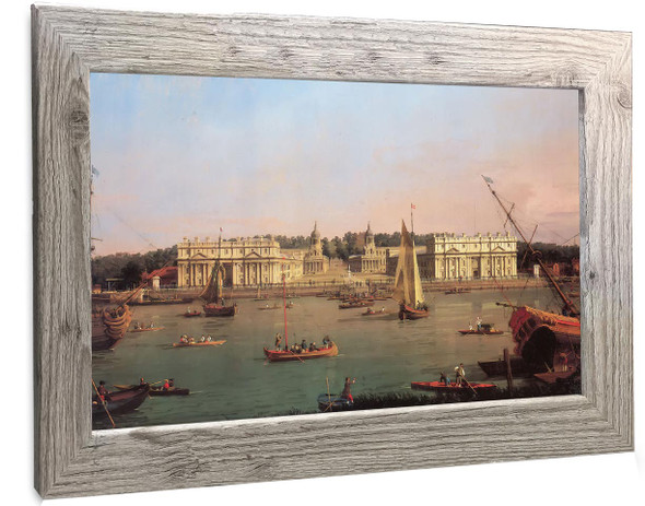 London Greenwich Hospital Canaletto