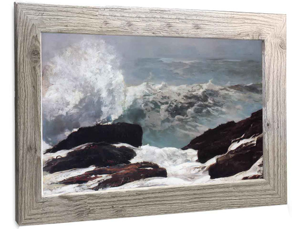 Maine Coast Winslow Homer