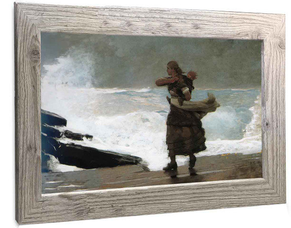 The Gale Winslow Homer