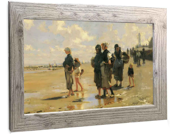 The Oyster Gaterers Of Camcale John Singer Sargent