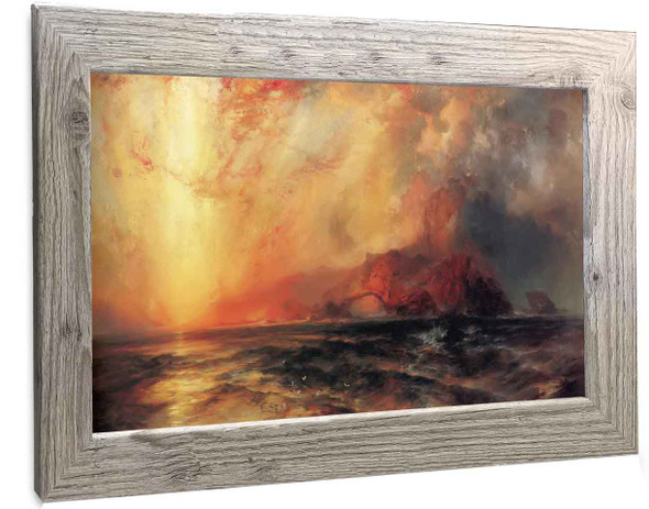 The Red Sun Vasili Kadinsky