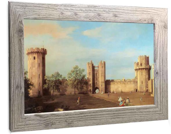 Warwick Castle Canaletto