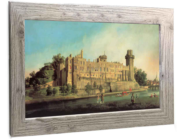 Warwick Castle (1) Canaletto