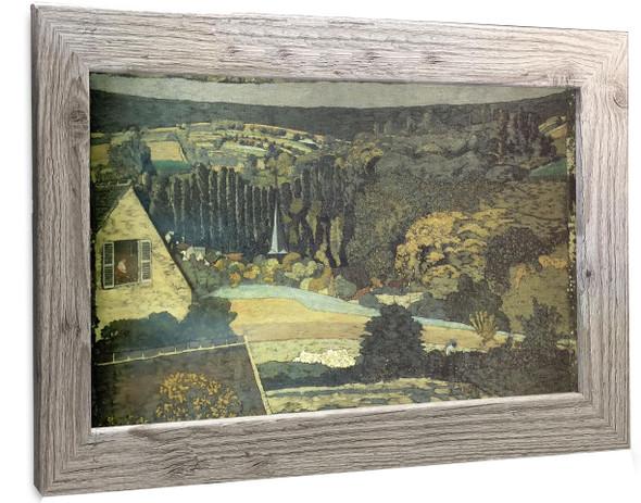 Window Overlooking The Woods Edouard Vuillard