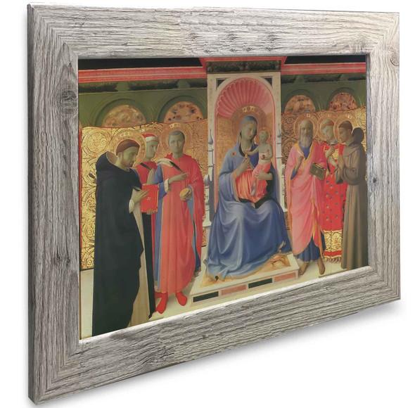 Annalena Alterpiece Fra Angelico