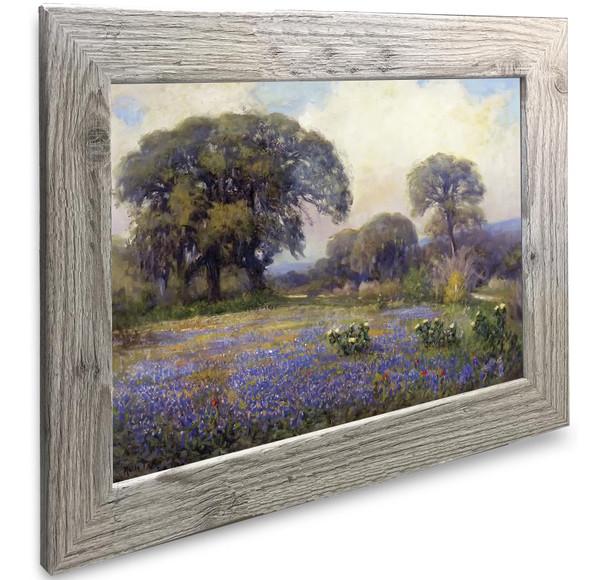 Blue Fields Julian Onderdonk
