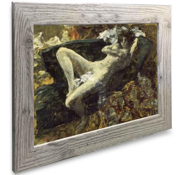 Blue Nude Pierre Bonnard