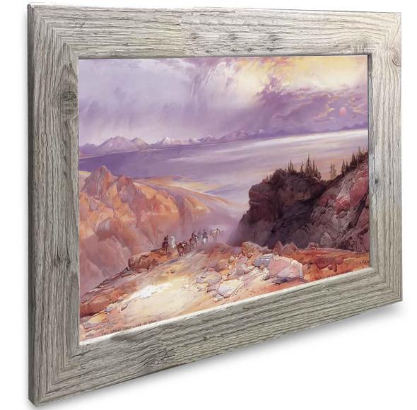 Great Salt Lake Thomas Moran
