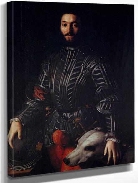 Guidobaldo Della Rovere By Agnolo Bronzino