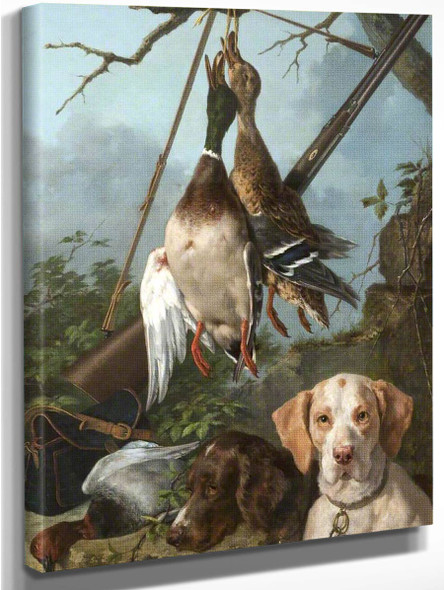 Gundogs And Game By Richard Ansdell