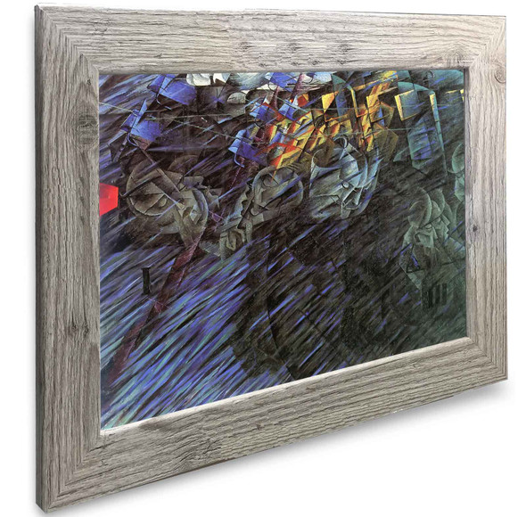 Study For Modern Idol Umberto Boccioni