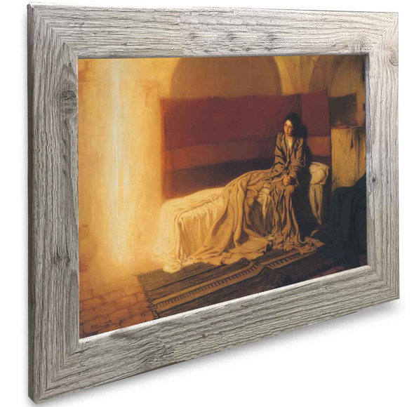 The Annunciation Henry Ossawa Tanner