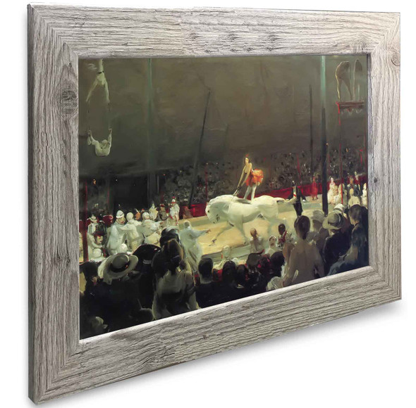 The Circus George Bellows