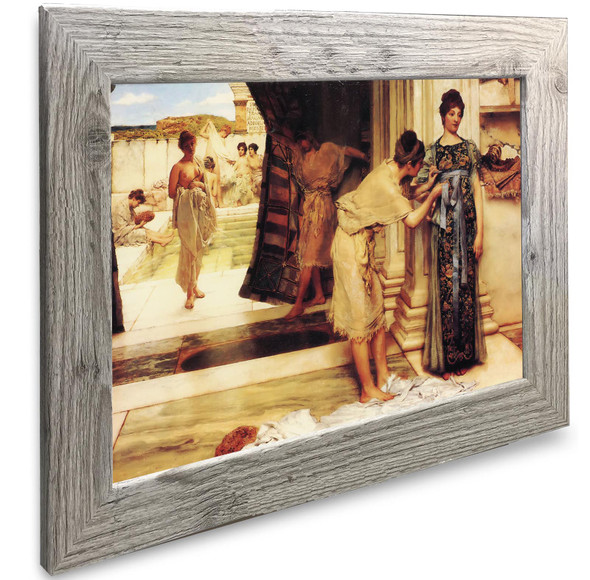 The Frigidarium Sir Lawrence Alma Tadema