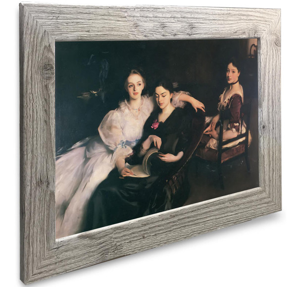The Misses Vickers John Singer Sargent