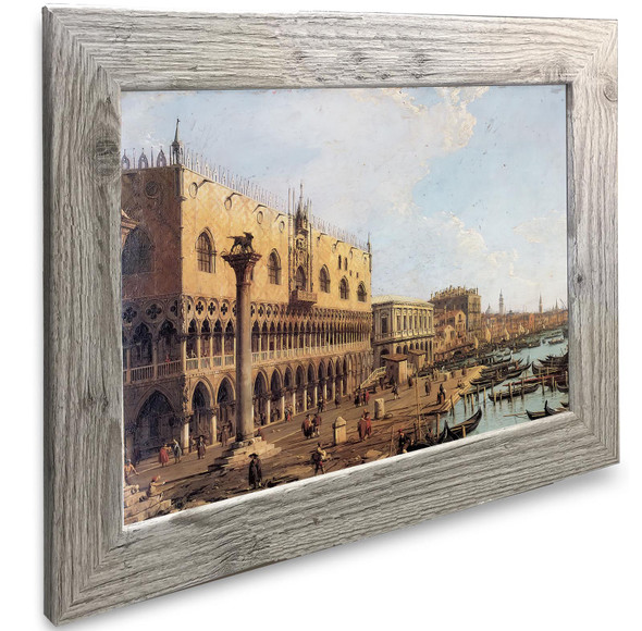 The Molo Canaletto
