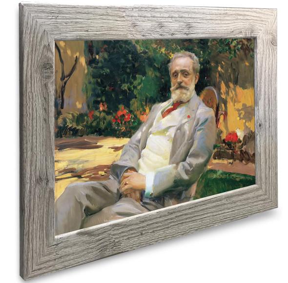 The Painter Raimundo De Madrazo Y Garreta Joaquin Sorolla