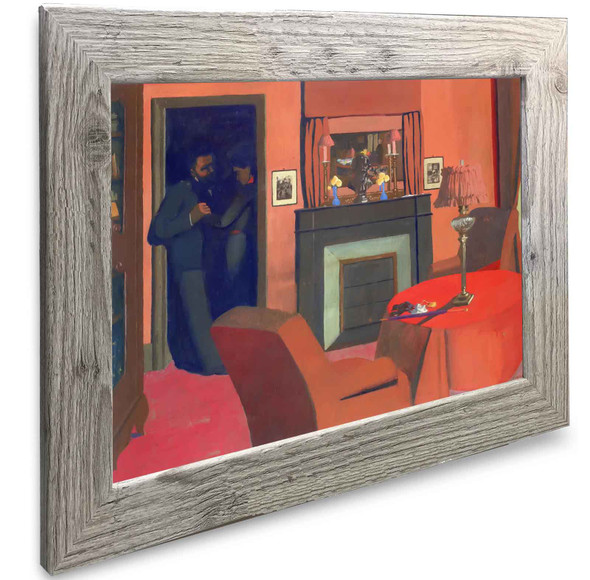 The Red Room Felix Valletton