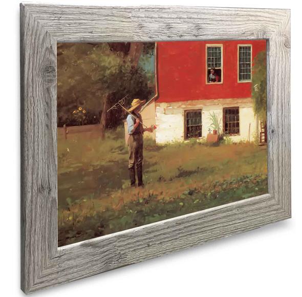 The Rustics Winslow Homer
