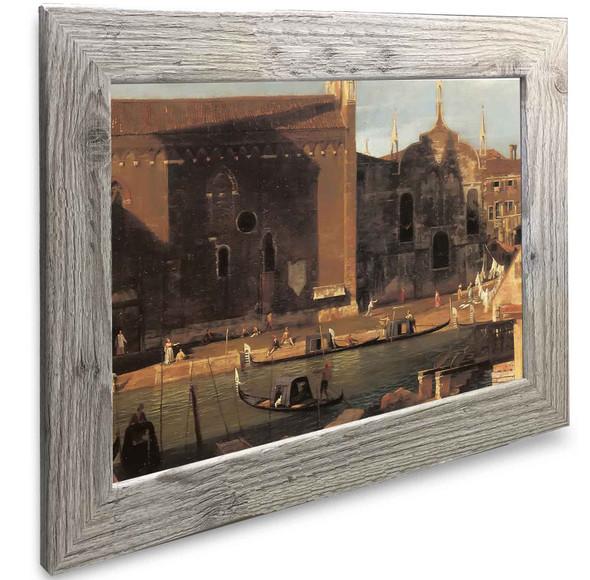 The Stonemasons Yard Canaletto