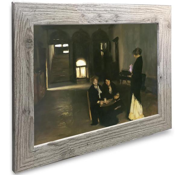 Venetian Bead Stringers John Singer Sargent