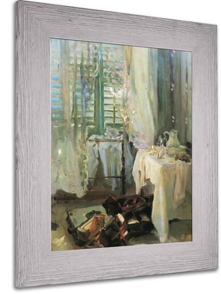 A Hotel Room by John Singer Sargent