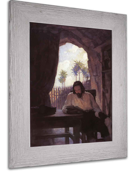 And In The Morning I Took The Bible by Nc Wyeth
