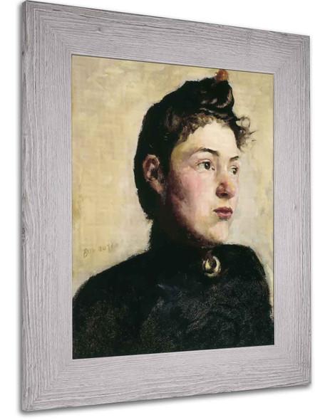 Andree Bonnard by Pierre Bonnard