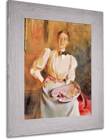 Cecilia Beaux by Cecelia Beaux
