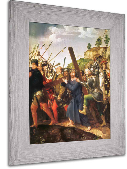 Christ Crowned With Thorns by Hans Memling