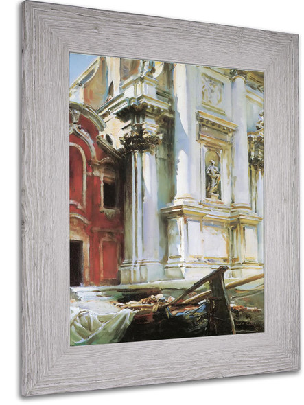 Church Of St Stae Venice by John Singer Sargent