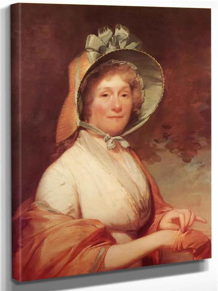Mrs Robert Liston by Gilbert Stuart