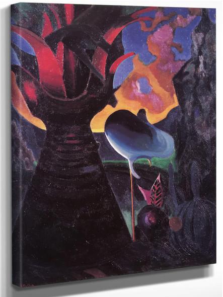 Nocturne2 by Joseph Stella