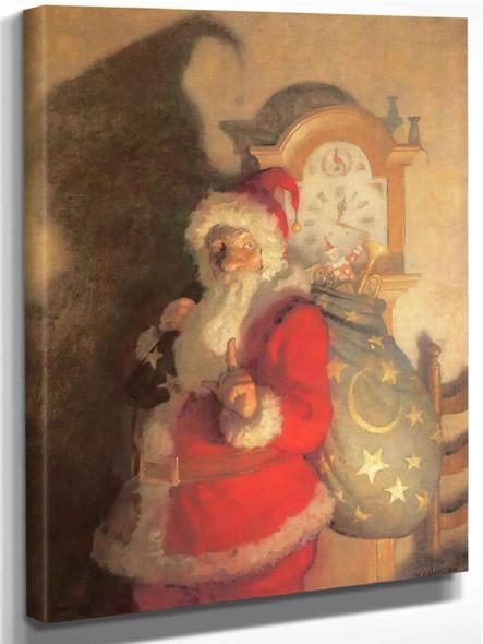 Old Kris by Nc Wyeth