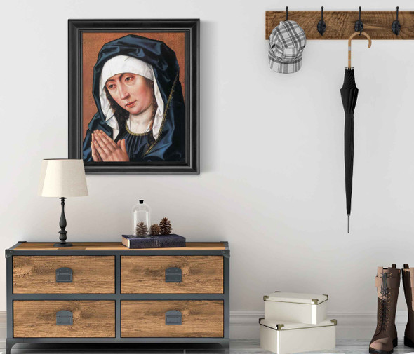 Our Lady Of Sorrows by Hans Memling