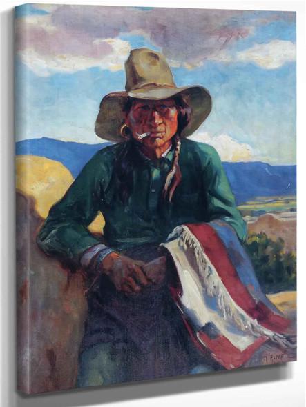 Smoking Apache by Mathias J Alten