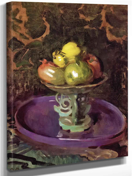 Still Life With Fruit by Cecelia Beaux