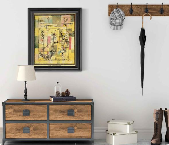 Tale A La Hoffman by Paul Klee
