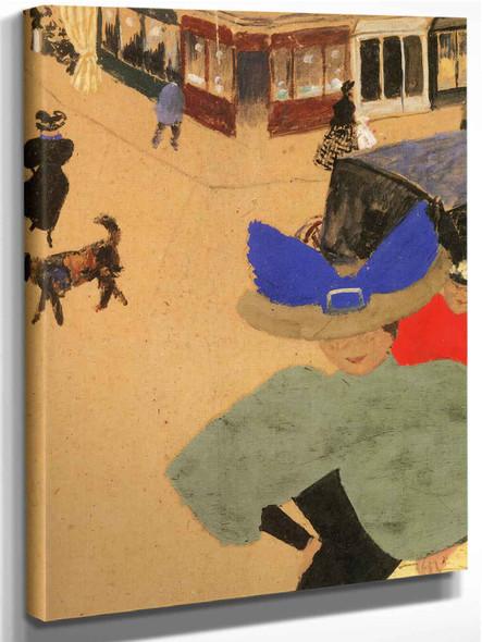 The Nabis And La Revue Blanche by Felix Valletton