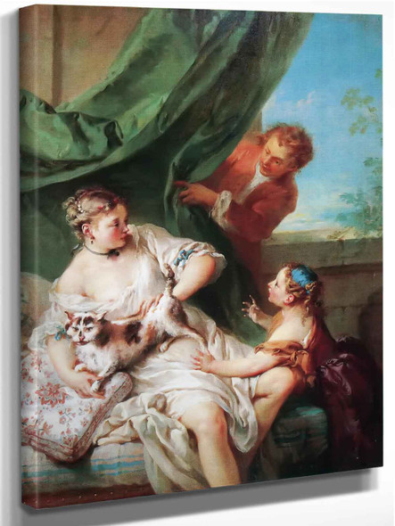 The Surprise by Francis Boucher