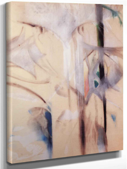 Untitled Abstraction by Joseph Stella